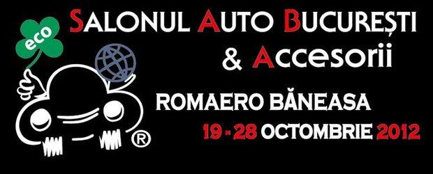 SAB 2012 - Noutati Salonul Auto Bucuresti si Accesorii