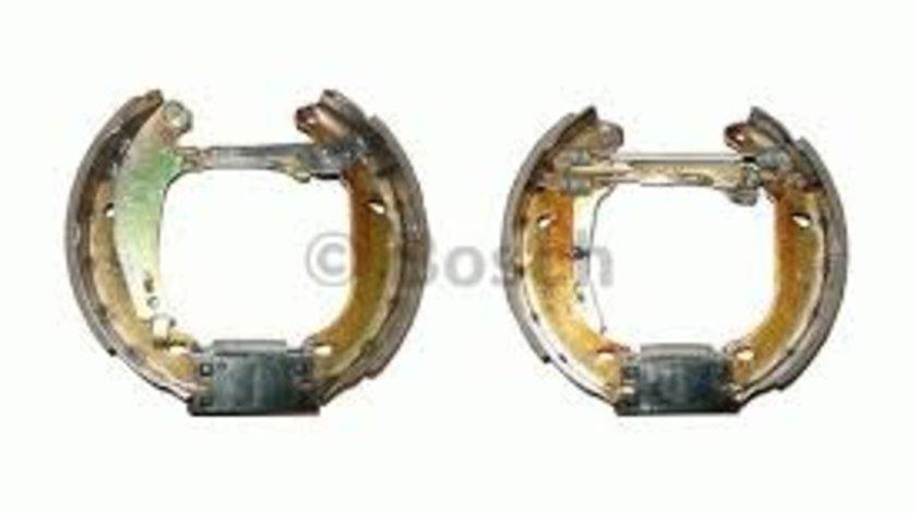 Saboti frana Renault Clio 1, Renault Super 5, Kit reparatie frana punte spate complet saboti + cilindri , Kit Original 7701205095 Kft Auto