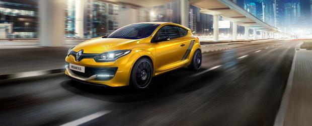 Sah la noul Leon Cupra: Renault prezinta oficial editia Megane RS 275 Trophy!