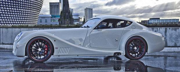Sah Mat: Morgan dezvaluie noul Aero Coupe