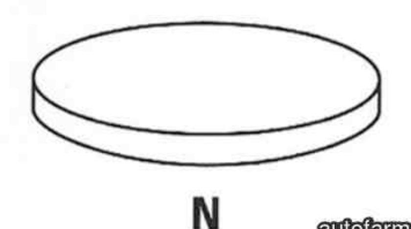 Saiba de reglare, reglare supapa NISSAN MICRA II (K11) FRECCIA PRV 01-413