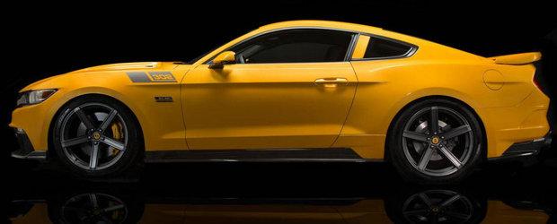 Saleen S302 Black Label e cel mai puternic Mustang de serie al planetei