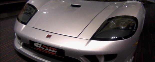 Saleen S7 Twin Turbo in Dubai