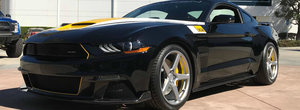 Saleen sarbatoreste 35 de ani de activitate cu un Mustang de 780 de cai. Productie limitata la 10 exemplare