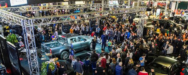 Salonul Auto București & Accesorii - platforma mobilității prezent și viitor