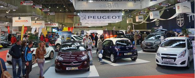 Salonul Auto Bucuresti isi deschide portile maine!