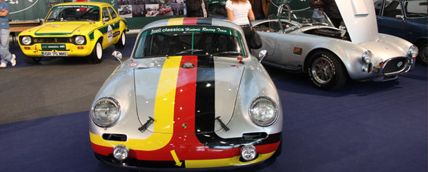 Salonul Auto Bucuresti SAB 2012 si-a deschis portile. Galerie foto completa cu modelele prezente