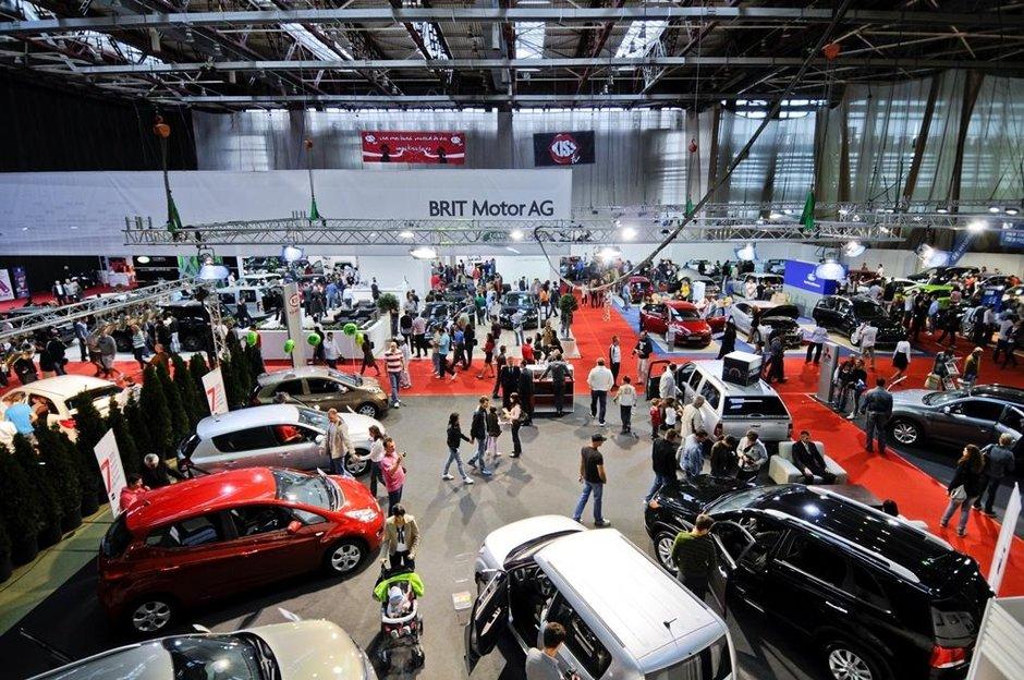 Salonul Auto Bucuresti si Accesorii 2013 isi deschide portile intre 10-20 octombrie