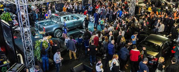 Salonul Auto Bucuresti si Accesorii 2018 incepe joi, 11 octombrie. Cum poti vizita gratuit expozitia