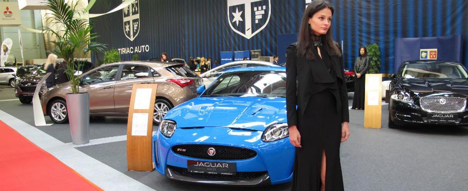 Salonul Auto Bucuresti si Accesorii incepe peste 2 saptamani