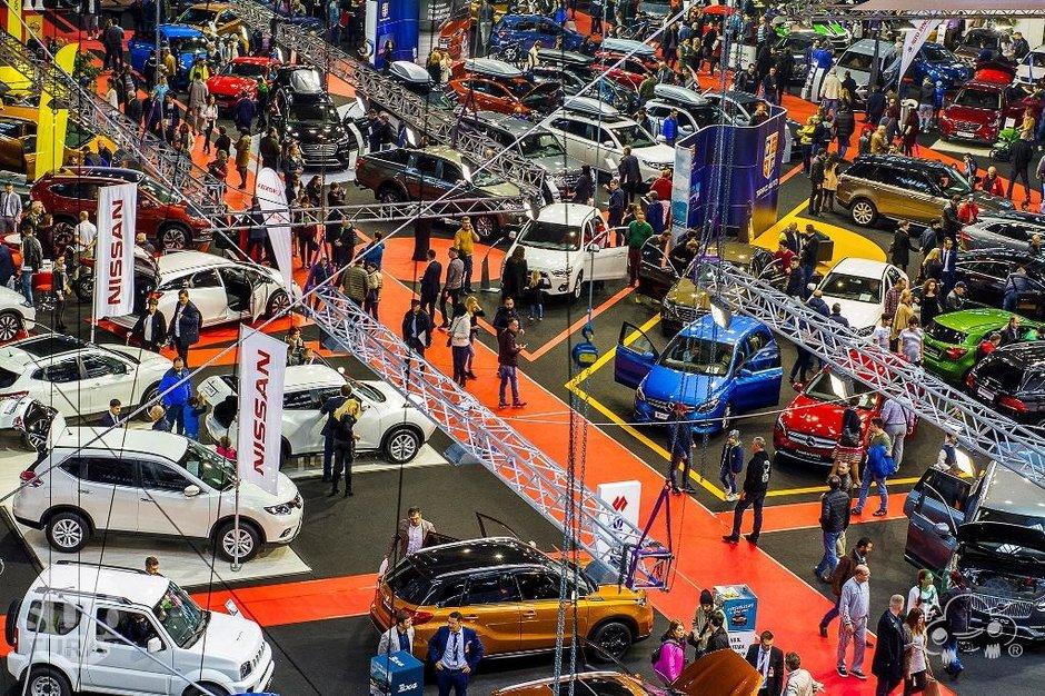 Salonul Auto Bucuresti si Accesorii semneaza parteneriatul cu ACAROM