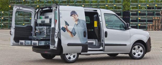 Salonul Auto de Autovehicule Comerciale: Opel prezinta portofoliul de modele actualizat