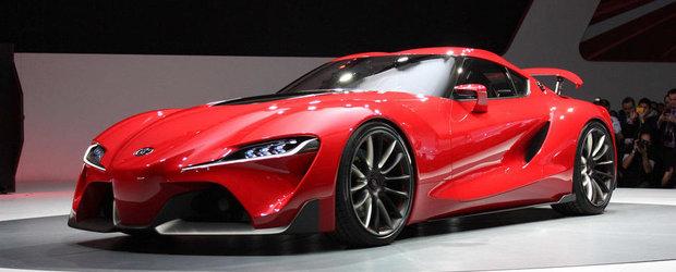 Salonul Auto de la Detroit: Cele mai interesante concept car-uri de la NAIAS 2014