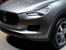 Salonul Auto de la Frankfurt 2011: Maserati Kubang - nume de acadea, motor de Ferrari, platforma de Jeep