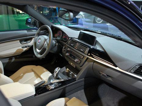 Salonul Auto de la Frankfurt 2013: Alpina D3 Biturbo