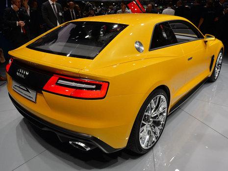 Salonul Auto de la Frankfurt 2013: Audi Sport Quattro Concept