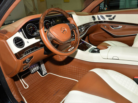 Salonul Auto de la Frankfurt 2013: Brabus 850 6.0 Biturbo 'iBusiness'
