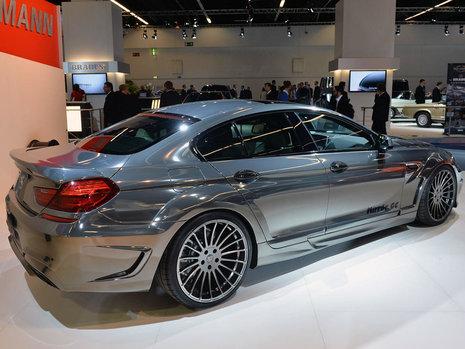 Salonul Auto de la Frankfurt 2013: Hamann Mirror GC