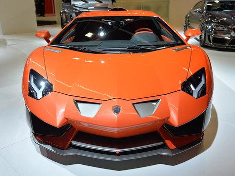 Salonul Auto de la Frankfurt 2013: Hamann Nervudo
