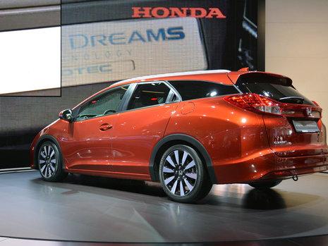 Salonul Auto de la Frankfurt 2013: Honda Civic Tourer