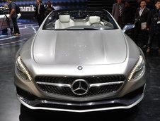 Salonul Auto de la Frankfurt 2013: Mercedes Concept S-Class Coupe