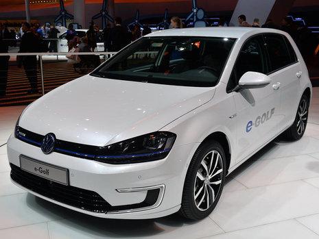 Salonul Auto de la Frankfurt 2013: Volkswagen e-Golf