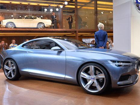 Salonul Auto de la Frankfurt 2013: Volvo Concept Coupe