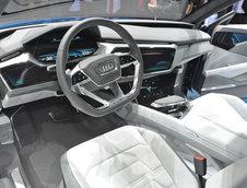 Salonul Auto de la Frankfurt 2015: Audi E-Tron Quattro Concept