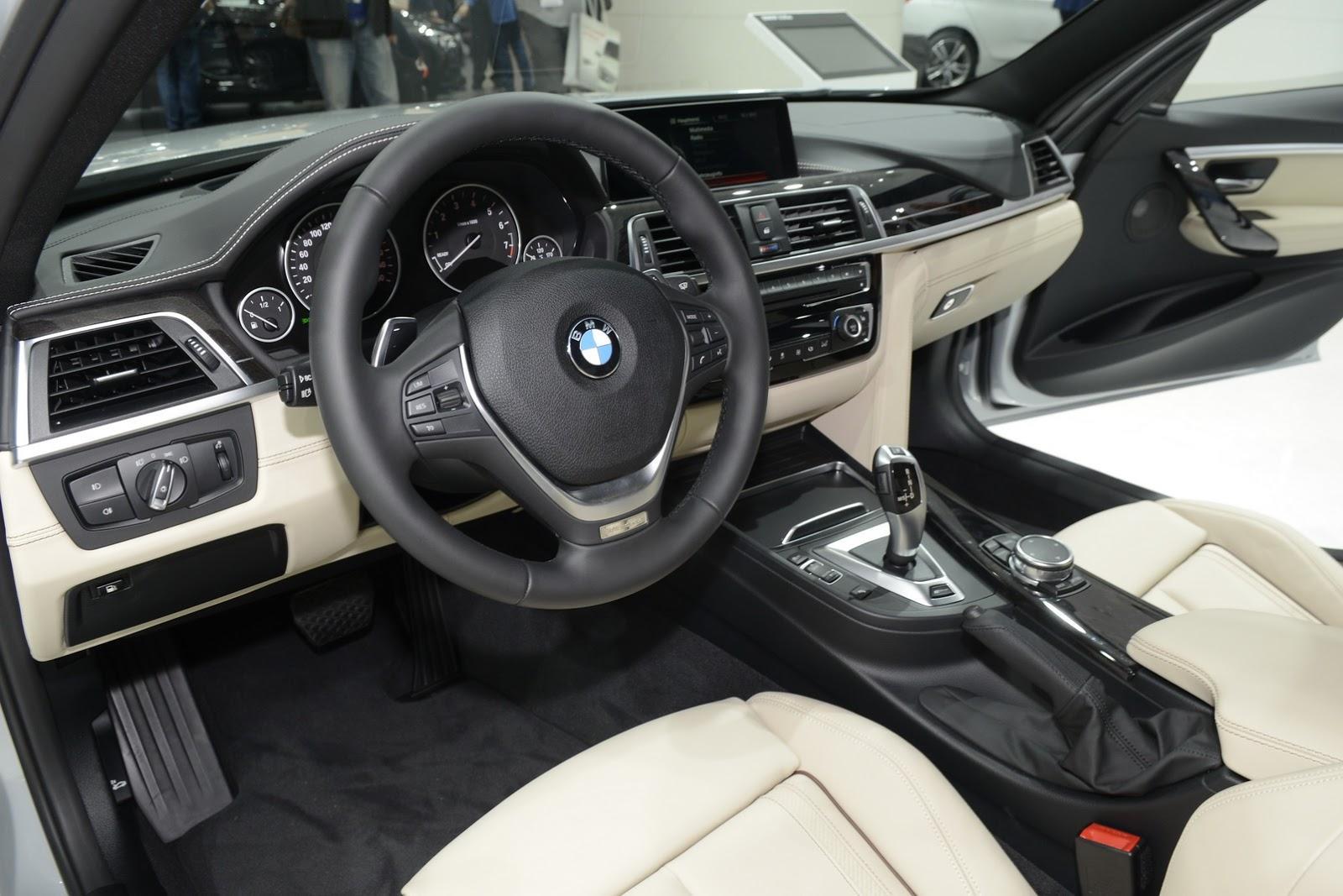 Salonul Auto de la Frankfurt 2015: BMW 330e - Salonul Auto de la Frankfurt 2015: BMW 330e