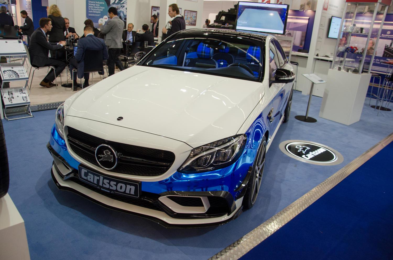 Salonul Auto de la Frankfurt 2015: Carlsson CC63S Rivage - Salonul Auto de la Frankfurt 2015: Carlsson CC63S Rivage