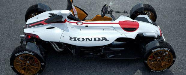 Salonul Auto de la Frankfurt 2015: Honda vine cu un concept supersport