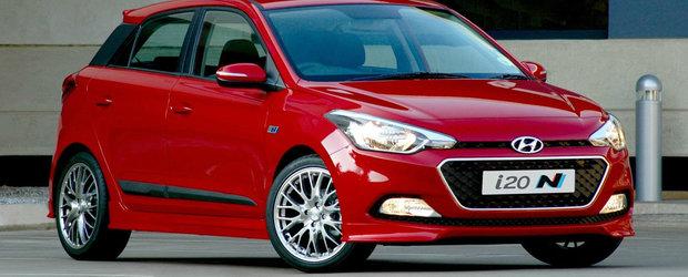 Salonul Auto de la Frankfurt 2015: Hyundai i20 N Sport
