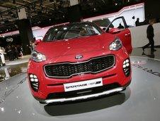 Salonul Auto de la Frankfurt 2015: Kia Sportage
