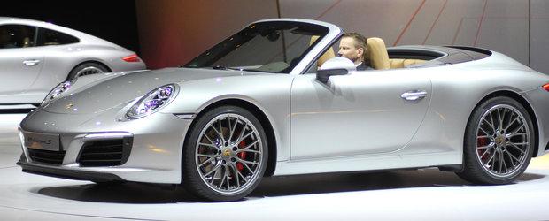 Salonul Auto de la Frankfurt 2015: lansarile video LIVE ale celor mai noi modele