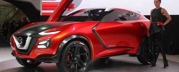Salonul Auto de la Frankfurt 2015: Nissan Gripz Concept