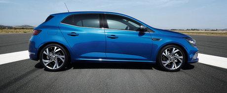Salonul Auto de la Frankfurt 2015: Noul Renault Megane, galerie foto completa