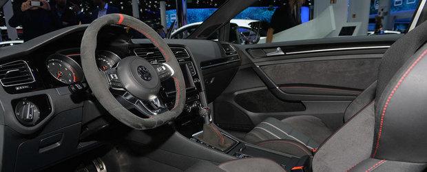 Salonul Auto de la Frankfurt 2015: Noul VW Golf GTI Clubsport, imagini reale