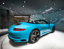 Salonul Auto de la Frankfurt 2015: Porsche 991 Facelift