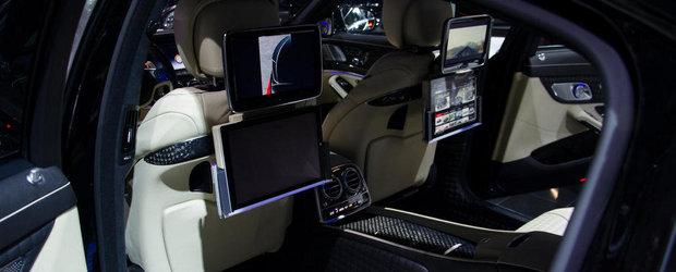 Salonul Auto de la Frankfurt 2015: Standul Brabus in imagini reale