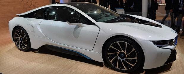 Salonul Auto de la Frankfurt: Cele mai tari masini sport lansate la Frankfurt Motor Show 2013