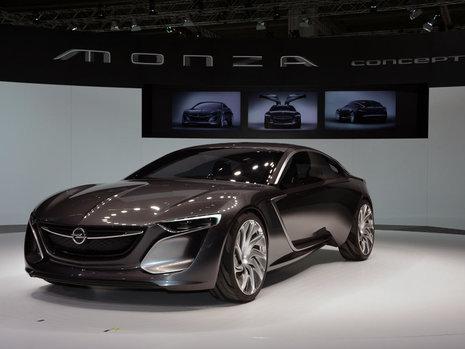 Salonul Auto de la Frankfurt: Opel Monza Concept