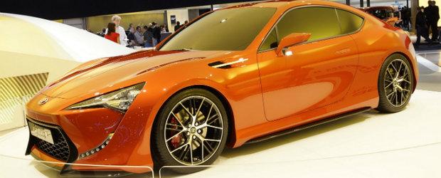 Salonul Auto de la Frankfurt: Toyota FT-86 II Concept, masina care anunta rivalul lui Nissan GT-R