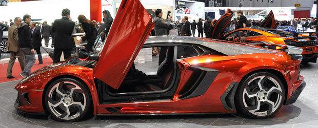Salonul Auto de la Geneva 2012: Cele mai remarcabile noutati din lumea tuningului