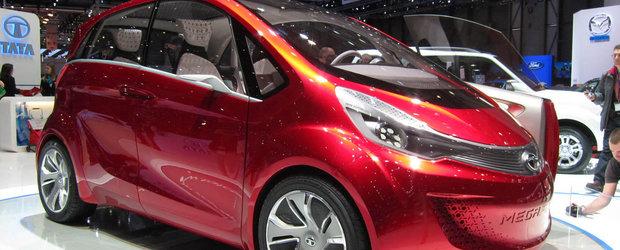 Salonul Auto de la Geneva 2012: TATA Megapixel, rivalul indian pentru Smart