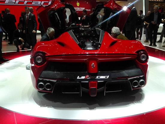 Salonul Auto de la Geneva 2013: Ferrari LaFerrari