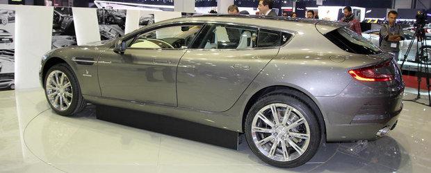 Salonul Auto de la Geneva 2013: Noul Aston Martin Jet 2+2 reprezinta exceptionalul la superlativ