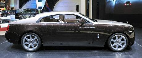 Salonul Auto de la Geneva 2013: Noul Rolls-Royce Wraith promite stil si performanta la superlativ