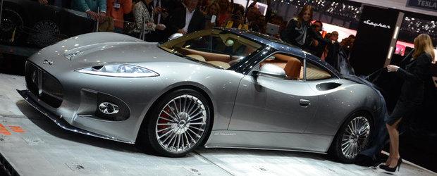 Salonul Auto de la Geneva 2013: Noul Spyker B6 Venator ni se dezvaluie in toata splendoarea sa