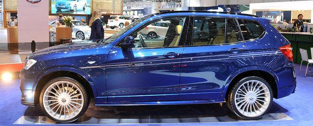 Salonul Auto de la Geneva 2013: Noul XD3 Bi-Turbo este primul crossover din istoria celor de la Alpina