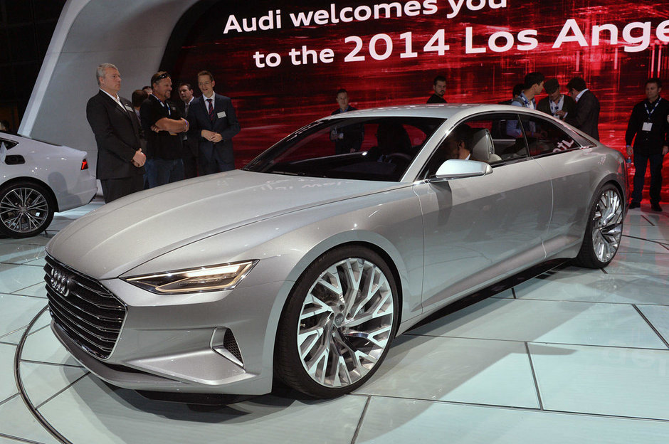 Salonul Auto de la Los Angeles 2014: Audi Prologue Concept